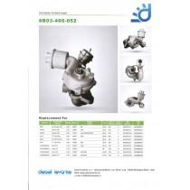 Turbo 8B03-400-052